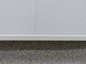 Fugenlose Hygienewand & Boden