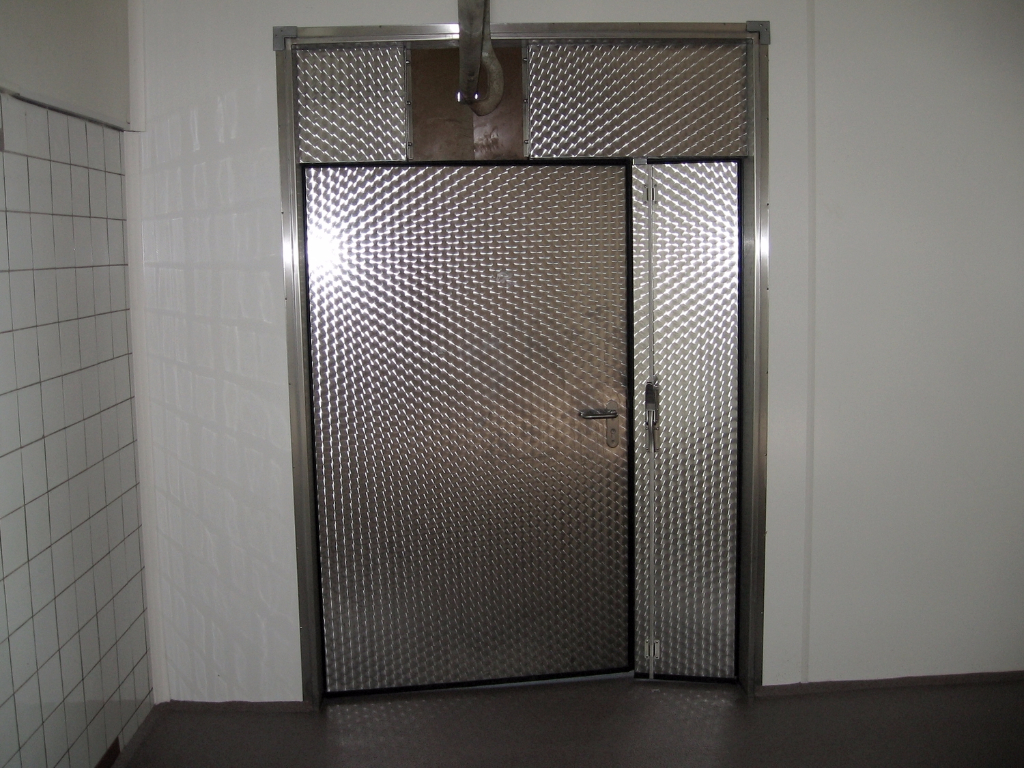 V2A 2flüglige Tür